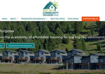 Big Sky Housing Trust