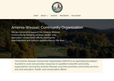 Amenia-Wassaic Community Organization