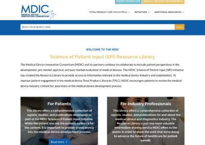 Medical Device Innovation Consortium